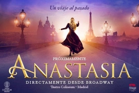 ANASTASIA Will Make European Debut in Madrid